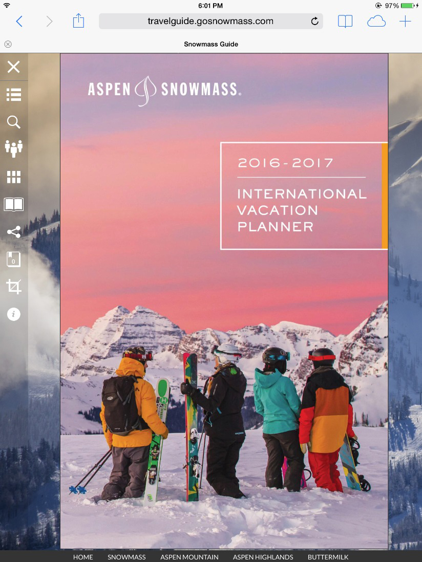 Aspen Snowmass Travel Guide Slide 2