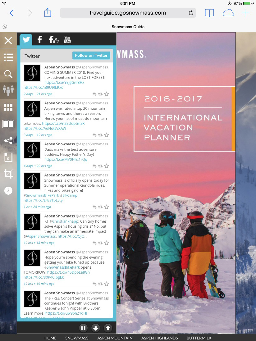 Aspen Snowmass Travel Guide Slide 3