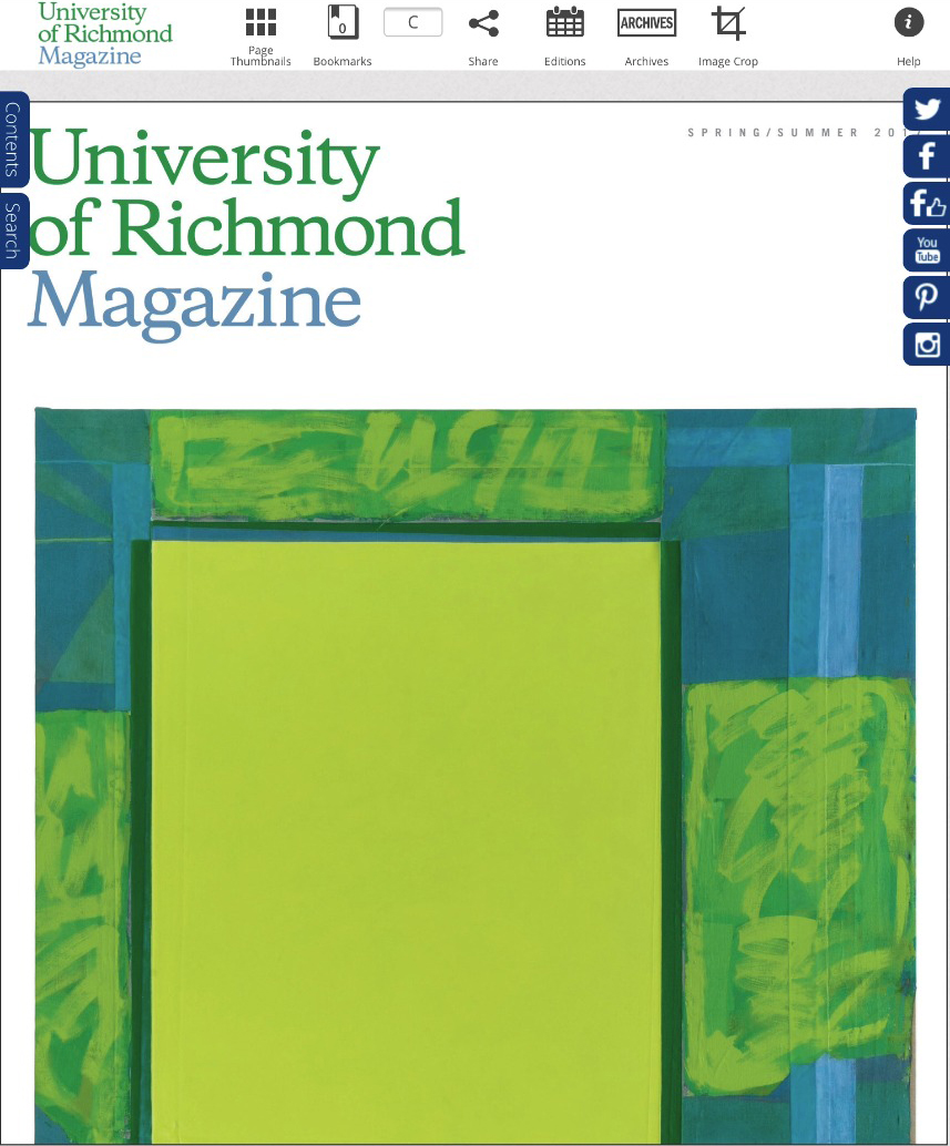 Richmond University Magazine